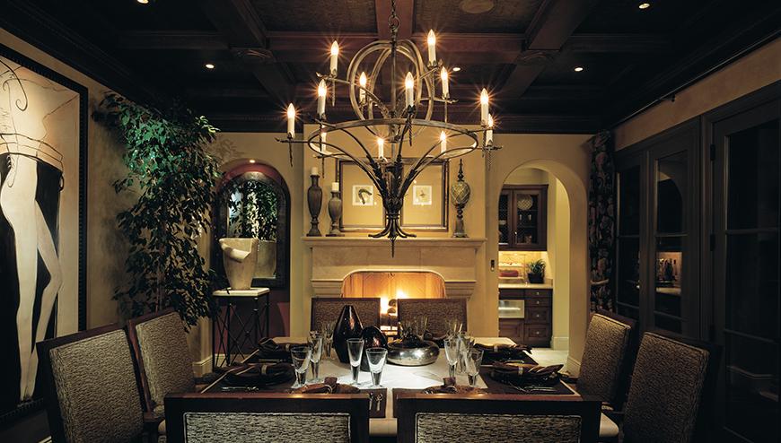 services interior lighting